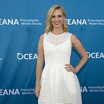 January Jones And Jon Hamm Attend Oceana's SeaChange Summer Party