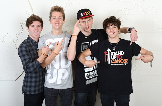 PRIZE DRAW OFFERS FANS ONCE IN A LIFETIME CHANCE TO HANG OUT WITH THE VAMPS