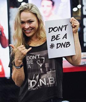 Ronda Rousey - No DNBs