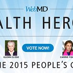 Vote For Stars In The 2015 WebMD Health Hero People's Choice Award