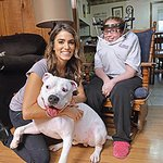 Nikki Reed Helps Disabled Girl Fight Dog Breed Ban