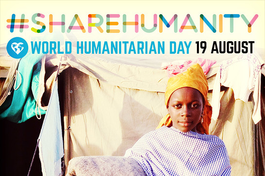 World Humanitarian Day 19 August 2015
