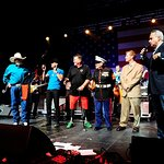 Veterans Honored At Charlie Daniels 40th Anniversary Volunteer Jam