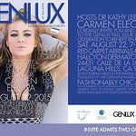 Carmen Electra To Attend Charity Event