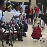 Lassie Hosts Prep Rally Events In New Orleans
