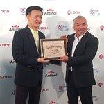 Cesar Millan Awarded Honorary Diploma In Thailand