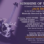 Joss Stone To Pay Tribute To Jack Bruce At Charity Concert