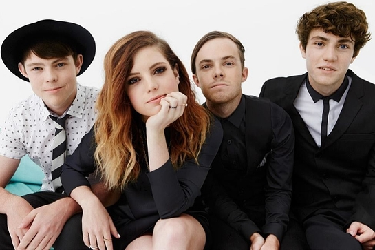 State Farm and Echosmith team up for Celebrate My Drive and offer high school students a chance to win a private concert