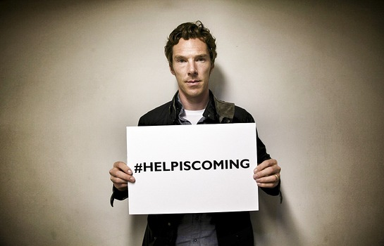 Benedict Cumberbatch - Help Is Coming
