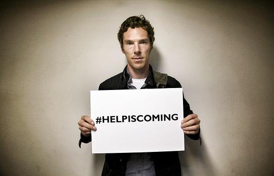 Benedict Cumberbatch - Help Is Coming