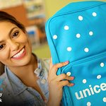 Bethany Mota And UNICEF Help Kids Get Back To School