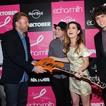 Echosmith Supports Hard Rock's 16th Annual PINKTOBER Campaign