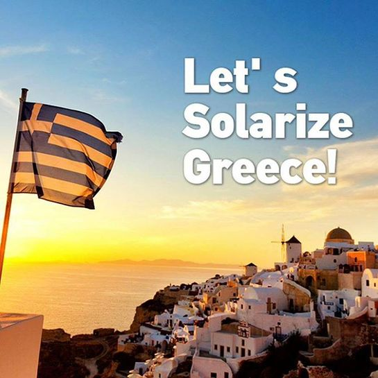 Let's Solarize Greece