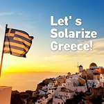 Annie Lennox Supports #PeoplePowerGreece Solar Energy Campaign