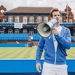 Andy Murray To Donate £50 To UNICEF For Every Ace He Hits