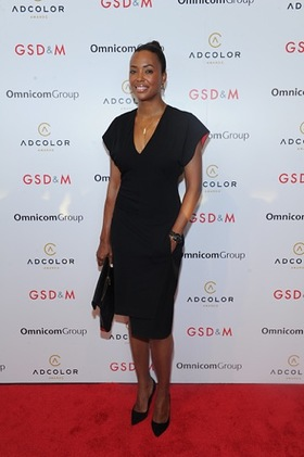 Aisha Tyler at the ADCOLOR Awards