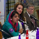 LTTS Attends Launch Of UN Global Strategy For Women's, Children's And Adolescent's Health