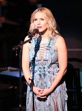 Kristen Bell at A Concert for Our Oceans