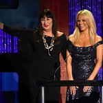 Anjelica Huston And Pamela Anderson Host PETA's 35th Anniversary Gala