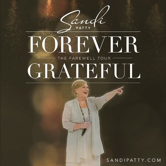 FOREVER GRATEFUL: THE FAREWELL TOUR