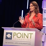 Caitlyn Jenner Attends Star-Studded Voices On Point Gala
