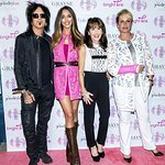 How2Girl Courtney Sixx Hosts Bright Pink Event For Breast And Ovarian Cancer Awareness