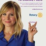 Kristen Bell Named Celebrity Ambassador For Polio Eradication