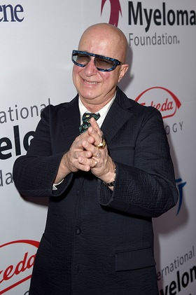 Paul Shaffer at IMF 9th Comedy Celebration