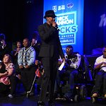 Nick Cannon ROCKS Times Square For Charity