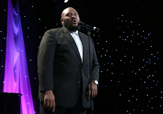 Ruben Studdard Performs At Augie's Hope Gala