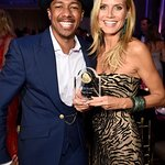 Heidi Klum Honored By Gabrielle's Angel Foundation