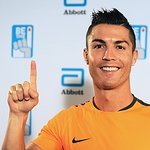 Cristiano Ronaldo Inspires Young People To Donate Blood