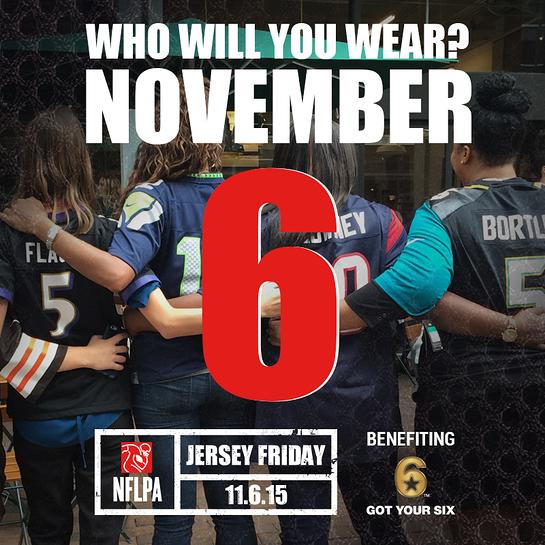 Jersey Friday