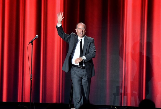 Jerry Seinfeld attends American Friends Of Magen David Adom's Red Star Ball