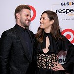 Justin Timberlake And Jessica Biel Honored At GLSEN's Respect Awards