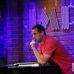 Adam Sandler Surprises Veterans At Comedy Boot Jam