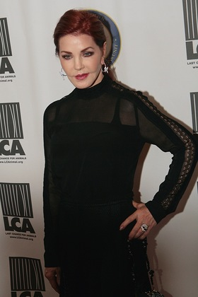 Priscilla Presley at Last Chance for Animals Gala