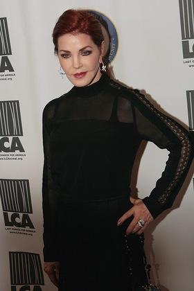Priscilla Presley at Last Chance for Animals Gala