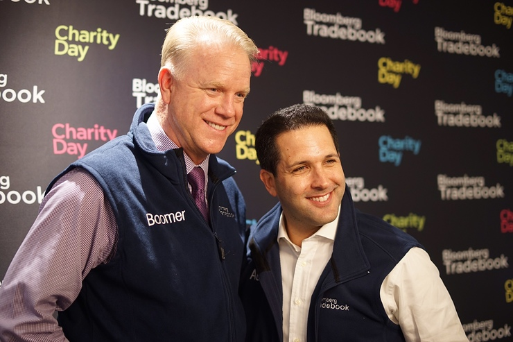 Boomer Esiason and Adam Schefter